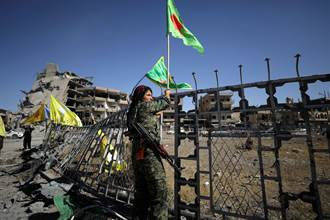 解放拉卡IS後 敘政府控美、土軍隊非法入侵