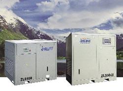 捷豹空氣壓縮機 省電 採用IE4永磁變頻超高效馬達