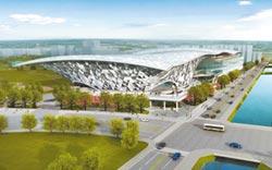 前店後廠 打造雙會展中心