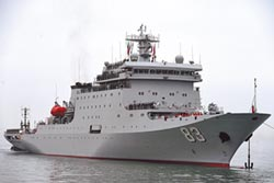 陸開啟海軍外交 邁海洋強國