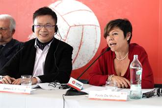 台灣精品排球隊好威 義大利次長都說讚