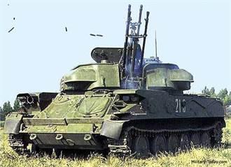 俄國防炮之王ZSU-23-4 仍是飛行員最大惡夢