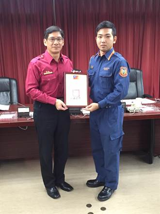 日本沖繩消防員來基隆受訓 促進台日交流