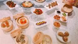 烤鴨、燒賣、打拋肉全是素的!蔬食狂熱者一定要朝聖,台北第一家蔬食港式飲茶餐廳