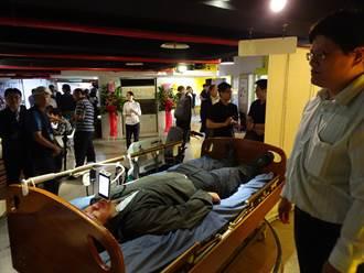造福癱瘓病患 北醫大研發氣墊床及機械手臂