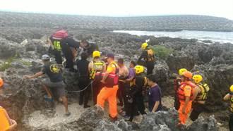 墾丁小峇里島傳溺水 21歲男子無生命現象