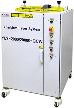 全球光纖雷射龍頭 IPG Photonics秀雷射凌空切割系統