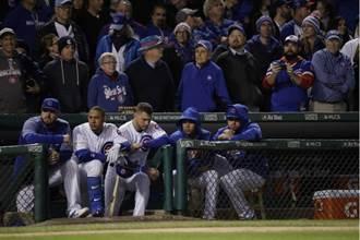 MLB》小熊敗了 輸給「新邪惡帝國」
