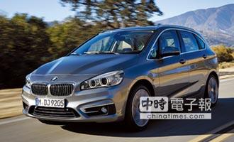 智能與風格再升級 BMW 2系列 Active Tourer