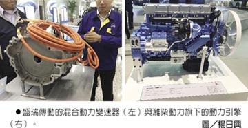 陸汽車零件業 加速純電動化