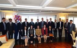 外貿協會向駐臺單位行銷2018年台北國際電腦展