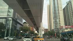 文心路今年底將進行人行道拓寬與路平工程