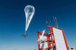谷歌神救援 4G熱氣球讓無水電受災區有網路可用