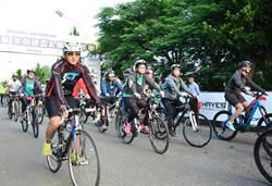 八卦山脈美利達盃單車嘉年華 2500車手競技