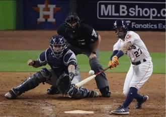 MLB》阿土伯94狂 太空人球迷齊喊MVP