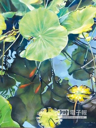 海峽兩岸粉彩畫家邀請展 28日開展