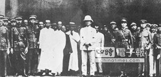 兩岸史話-黃埔軍人北伐東征記