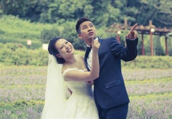 言言和黃健瑋曾演夫妻。(資料照)