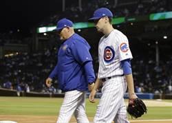 MLB》小熊牛棚投手控球太糟 待6季投手教練遭炒