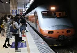 台鐵大湖站發生跳軌事件 影響15列次 約5520人