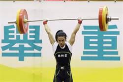 舉重世錦賽》許淑淨抓舉銀牌 泰國選手96公斤奪金