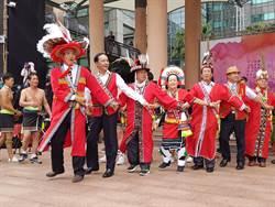 「原聲樂舞」登場 朱立倫:歡迎原住民把新北當新故鄉