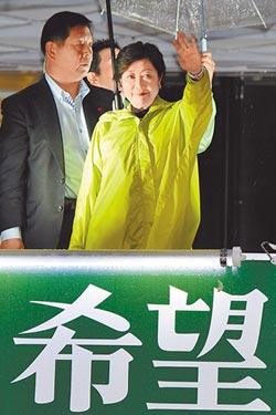 資深媒體人:王尚智》小池走衰 等著找台灣爸爸