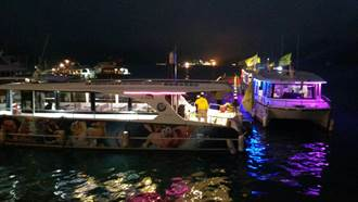花火節試辦夜航活動 航港局將加強日月潭船舶抽查