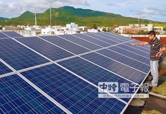 衝小屋頂太陽能  經部將祭補助6成