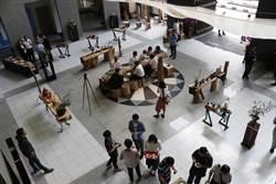 虎科大台大木的時尚與藝術展合作成果開端