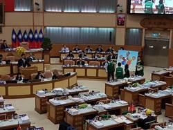 新北議會總質詢首日 「政治」問題成焦點