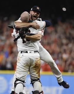 MLB》為亡友和父親而投 他助太空人晉世界大賽