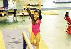 體操亞錦賽》16歲丁華恬平衡木摘金 單槓唐嘉鴻奪銀