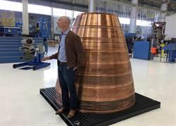 藍源火箭引擎測試成功 將成為SpaceX最大對手