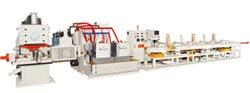 桂全機械 開發棒鋼加熱高速精密切斷機