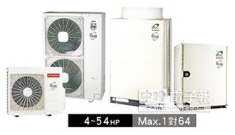 日立Set-Free變頻空調 節能環保、恆溫舒適