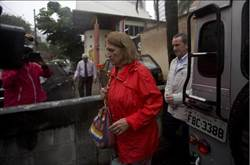 西班牙女遊客訪里約貧民區 遭當地軍警擊斃