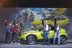 9月運動休旅車銷量 首超越轎車