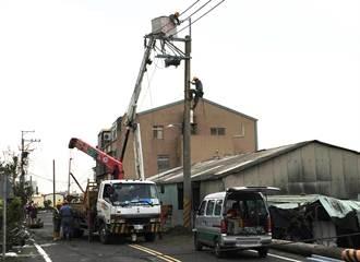 中電未中用 市議員爭取電費減半、電纜地下化