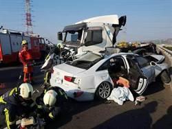 國道奪3命拖板車司機  竟無駕駛執照