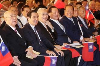 國民黨辦光復節紀念活動 洪辦:未獲邀但十分支持