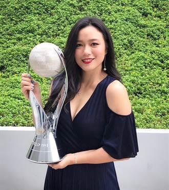 詹詠然拚年終后冠 先捧世界女雙第1金盃