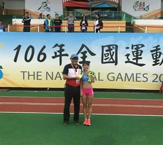 全運會》險些當田徑逃兵 林雯姿奪20公里競走金牌