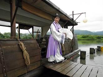 楊麗花施「魔法」     水上巴士變古船