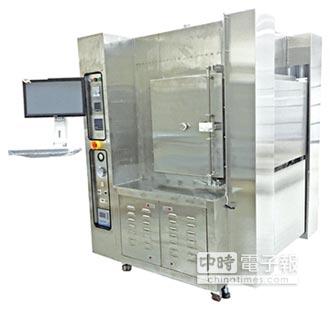 偉勝自動化無塵無氧化烤箱 減少人力成本