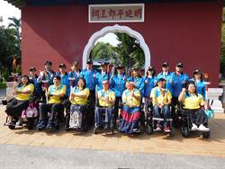 台南市身心障礙國民運動會 今聖火引燃