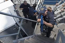破僵局 伊朗漁船葉門遇海盜 美日驅逐艦救援