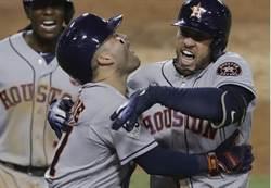 MLB》春天哥11上兩分炮 世界大賽太空人追平道奇