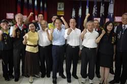 國民黨主委呂學樟嗆對手 選新竹市長1.2億起跳
