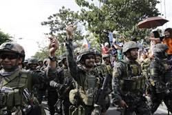 圖輯》IS纏鬥半年 菲軍光榮重返馬拉維